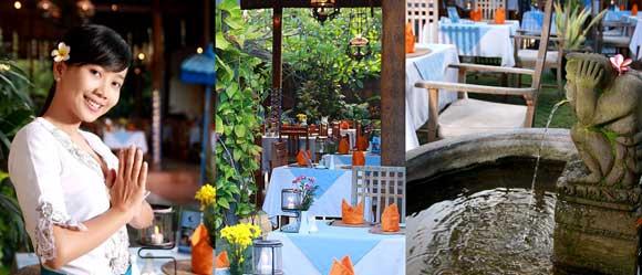 Nelayan Seafood Restaurant Bali