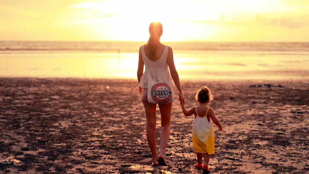 Pantai Di Bali Untuk Liburan Bersama Anak-Anak