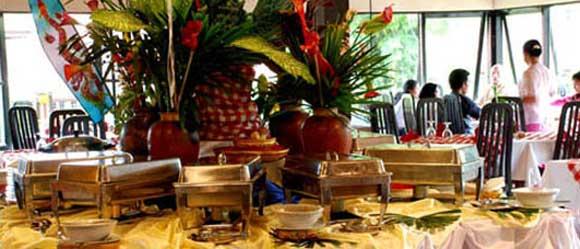 Dewi Sinta Restaurant Tanah Lot