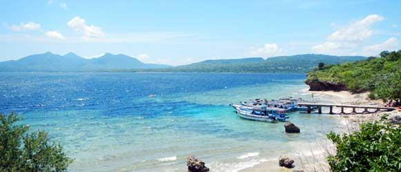 Pantai Menjangan Bali Barat