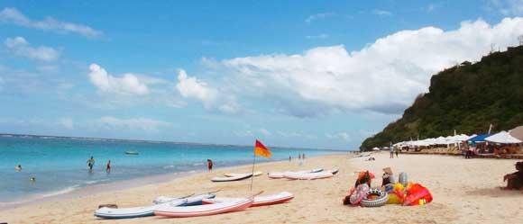 Pantai Pandawa - 10 pantai terindah di Bali