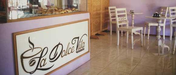 Cafe La Dolce Vita Gili Trawangan