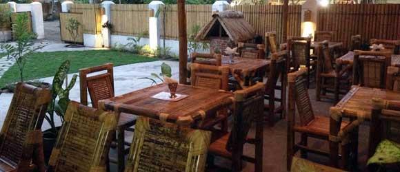 Thai Garden Restoran Gili Trawangan