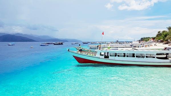 Transportasi Ke Gili Meno Dari Bali