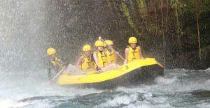 6 Kelebihan Sungai Telaga Waja Rafting