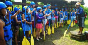 10 Tips Keselamatan Saat Bali Rafting Tour