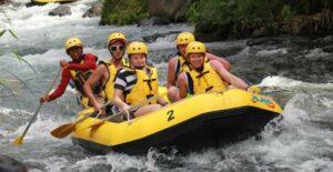 Rencana Awal Rafting Di Bali Untuk Pemula