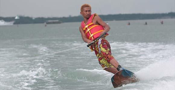 Wahana Permainan Wakeboarding Bali