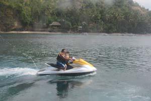Bali Jet Ski Labuhan Amuk