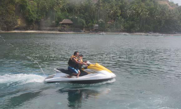 Jet Ski Labuhan Amuk Bali