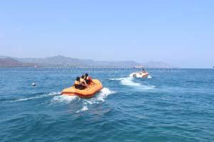 Ocean Rafting Labuhan Amuk Karangasem