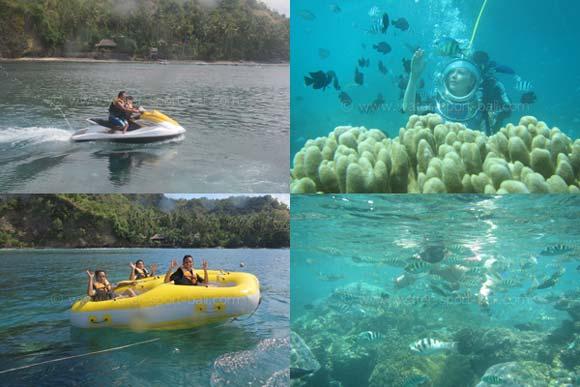 Paket Watersport Labuhan Amuk Bali