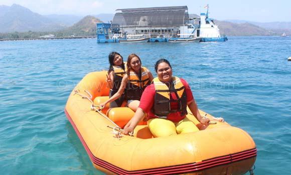 Bali Ocean Rafting