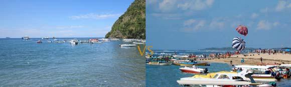 Labuhan Amuk VS Tanjung Benoa Watersport