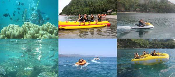 Labuhan Amuk Watersports Bali