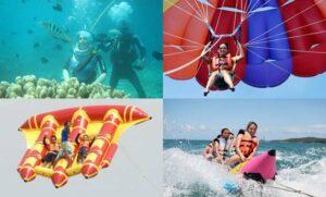 Aktivitas Bali Water Sports Yang Tidak Perlu Bisa Berenang