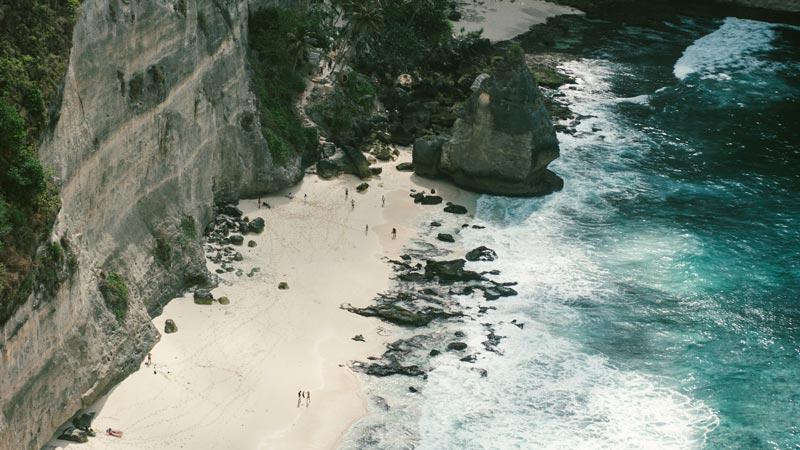 Cara Ke Pantai Atuh Nusa Penida Dari Pulau Bali