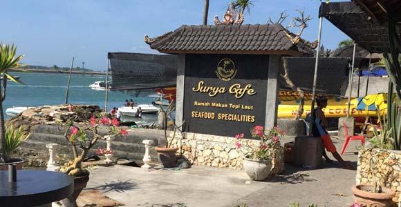 Surya Cafe Tanjung Benoa
