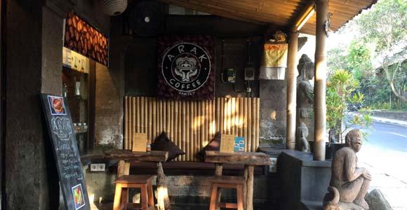 Arak Coffee Ubud