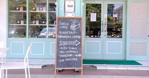 Sensa Koffie Kuta