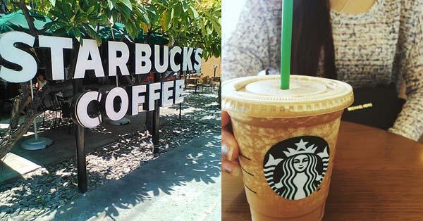 Starbucks Kuta Bex