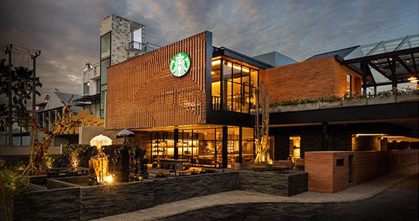 Starbucks Reserve Dewata - - Terbaik Dari 10 Tempat Nongkrong di Kuta Bali