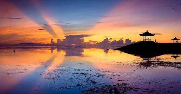 Pantai Matahari Terbit Sanur