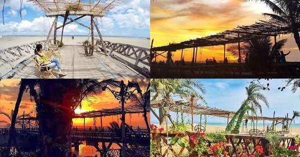 Sunset Pantai Kayu Putih Canggu