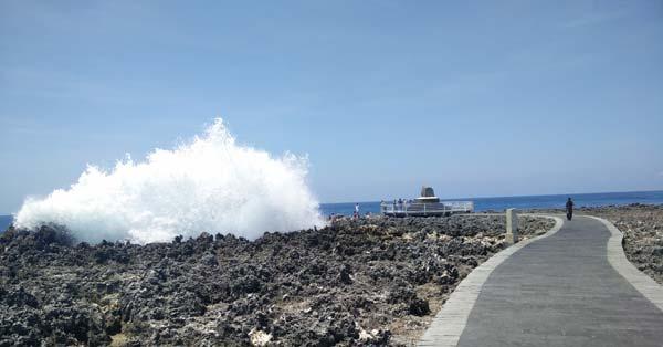 Waterblow Nusa Dua