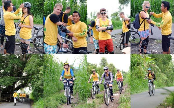 Wisata Sepeda Di Bali