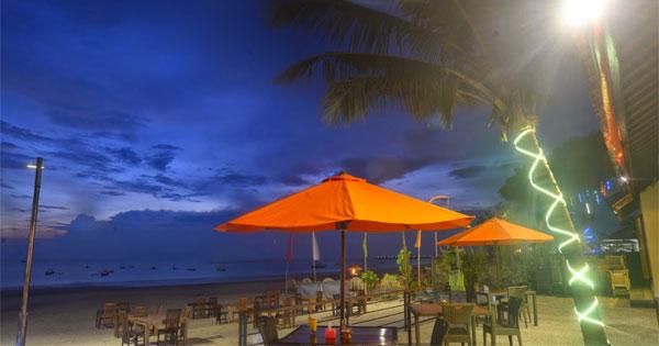 Restoran Avatar Bali - Tempat Nongkrong Pinggir Pantai Kelan