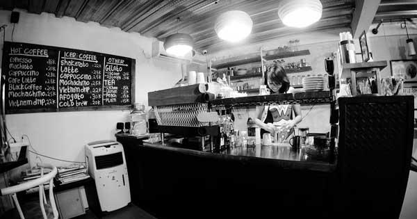 Foam Coffee Renon Denpasar