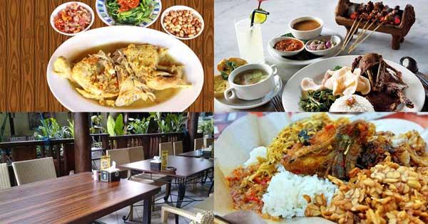 5 Tempat Makan Enak Murah Halal Di Kuta