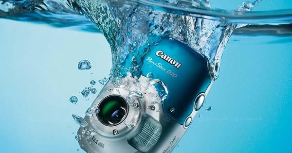 Bawa Kamera Tahan Air