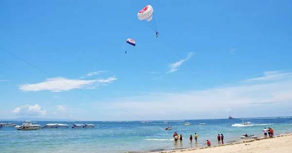 5 Tempat Populer Di Tanjung Benoa Bali
