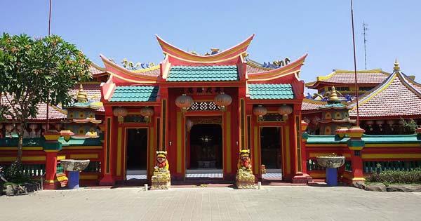 Kuil Caow Eng Bio Tanjung Benoa Bali