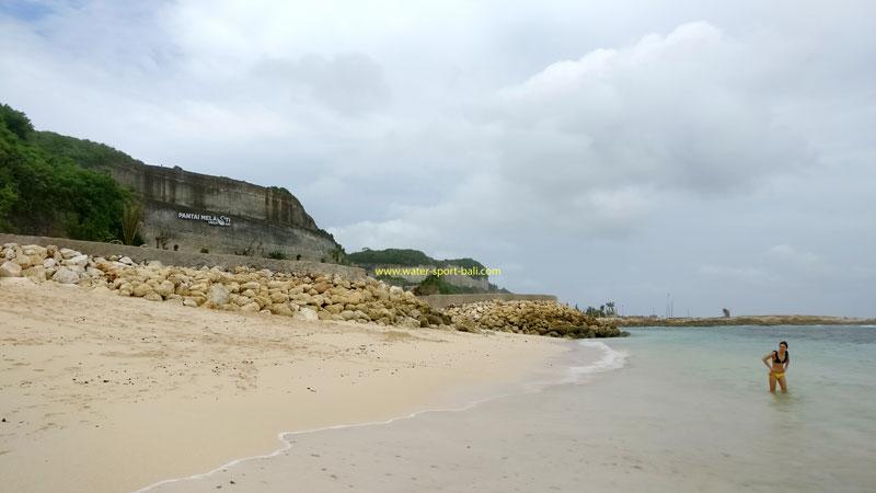 Aktivitas Wisatawan Saat Di Pantai