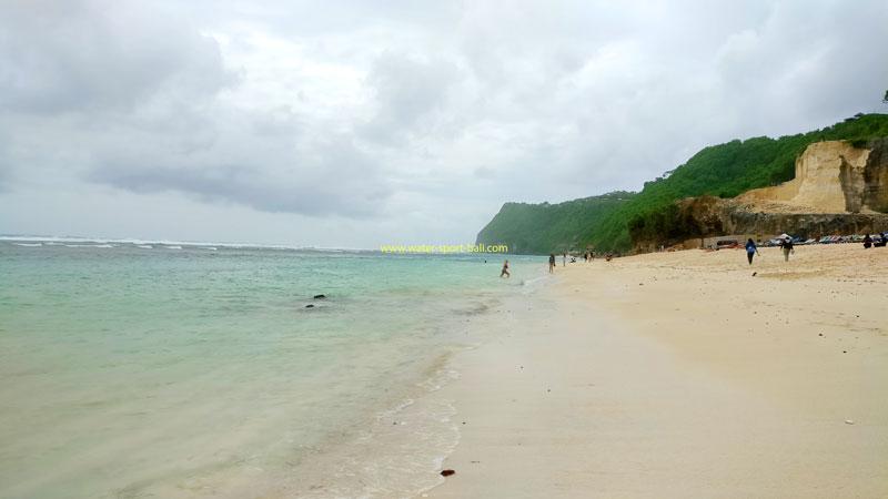 Pantai Terbaru Di Bali Pesaing Pandawa Beach