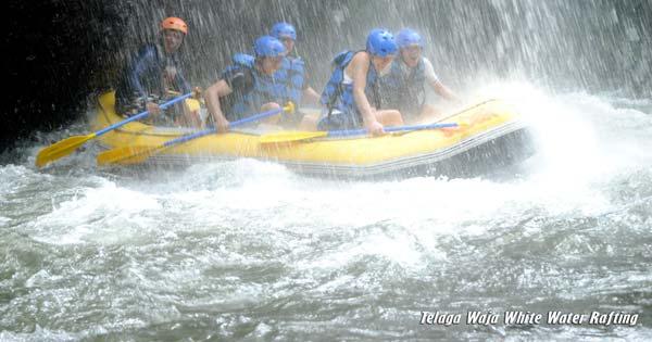 Apakah Aman Ikut Rafting Saat Hujan Di Bali