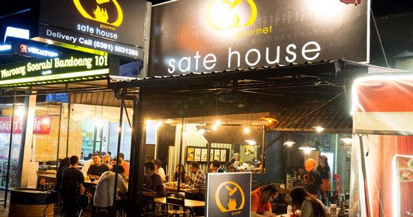 Tempat Makan Sate Di Kuta Bali