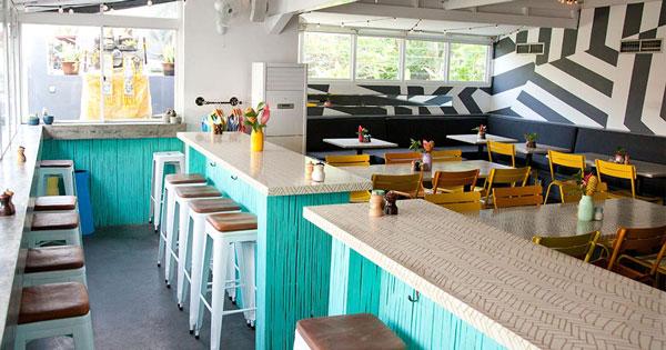 Sea Circus Kafe - Tempat Nongkrong Keren Di Seminyak