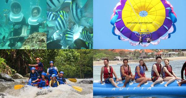 10 Wahana Water Sports Favorit Wisatawan Indonesia