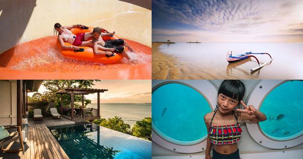 Tips Liburan Ke Bali Dengan Balita, Bayi & Anak Yang Perlu Diketahui