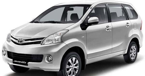 rental Toyota Avanza + sopir bbm murah di Bali