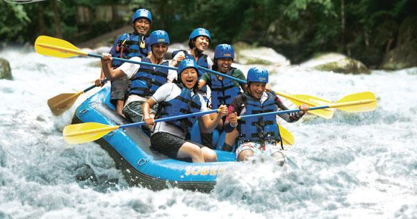 4 Dampak Positif Aktivitas Rafting Untuk Kesehatan