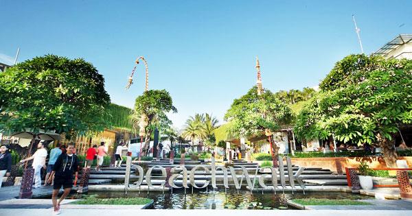 Beachwalk Shopping Center Bali