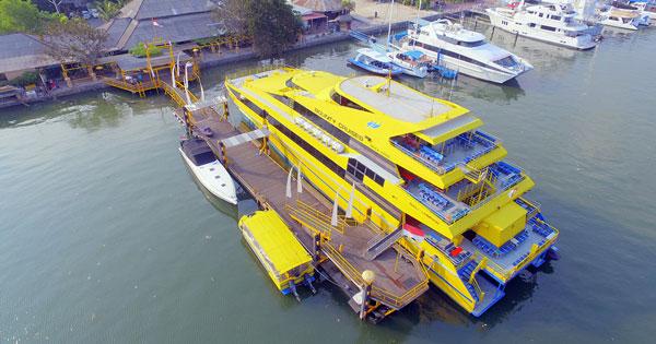 Bounty Cruise Pelabuhan Benoa