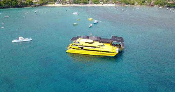 Cara Terbaik Ke Nusa Lembongan Dari Pulau Bali