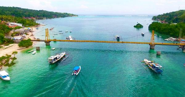 Daya Tarik Tempat Wisata Nusa Lembongan