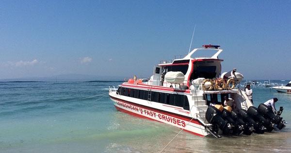 Lembongan Fast Boat Rocky Fast Cruises